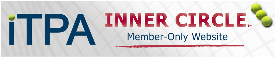 iTPA Inner Circle Member Only Website